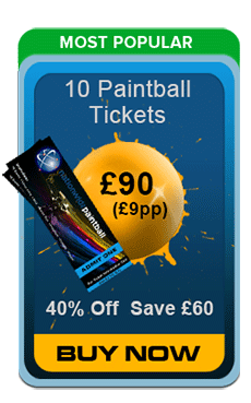 Nationwide Paintball  10 Nationwide Paintball Tickets