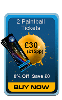 Nationwide Paintball  2 Nationwide Paintball Tickets
