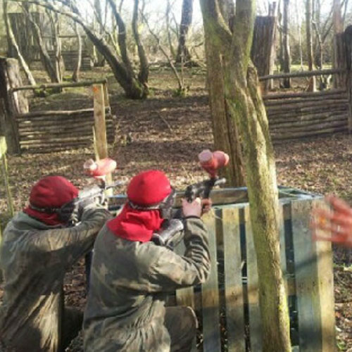 Bishops Stortford paintball