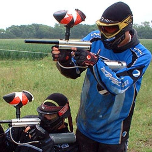 Bognor Regis paintball