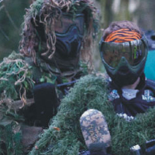Congleton paintball