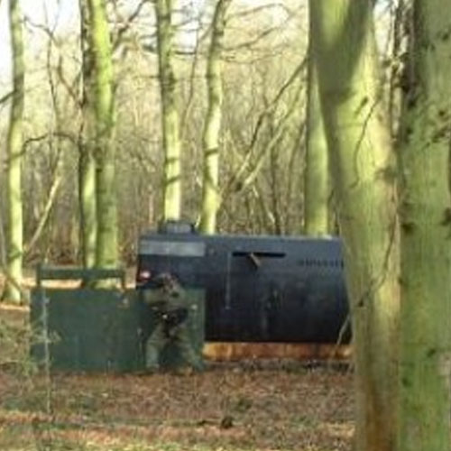 Finmere paintball