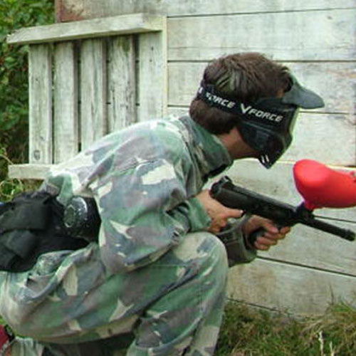 Hailsham paintball