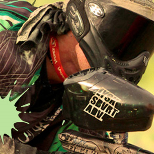 Hull paintball