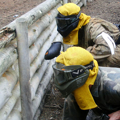 Kidderminster paintball