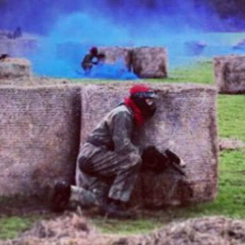 Longfield paintball