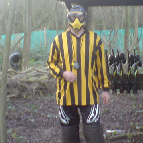 Macclesfield paintball