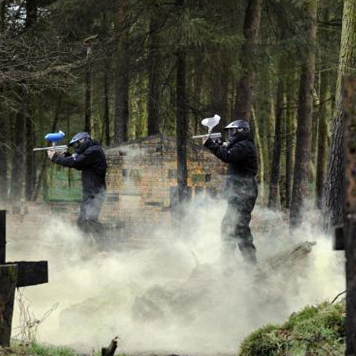 Newbury paintball