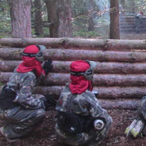Norwich paintball