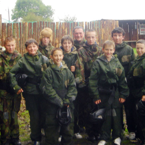 Stafford paintball