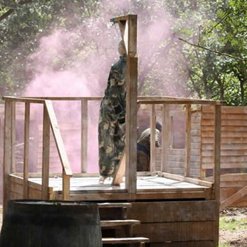 Stoke On Trent paintball