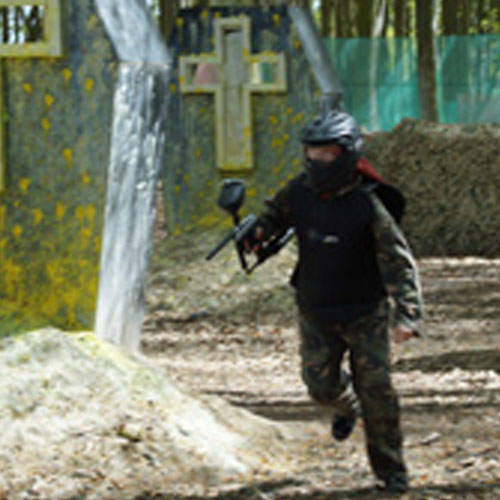 Thetford paintball