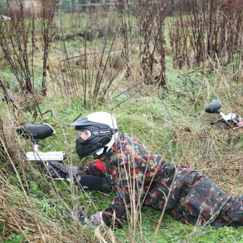 Wicklow paintball