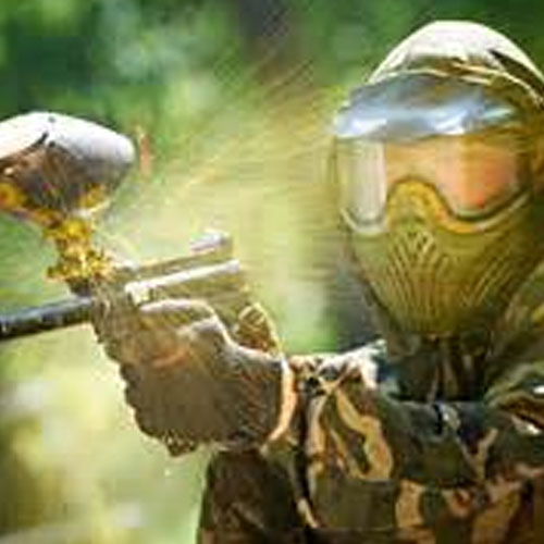 Wolverhampton paintball